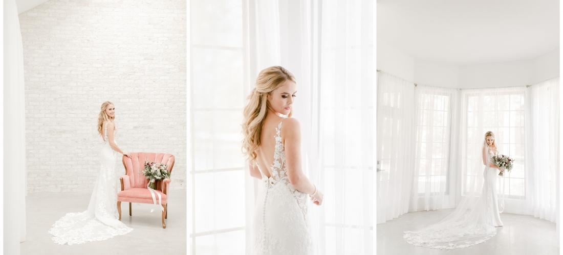 Light & Airy Bridal Portraits